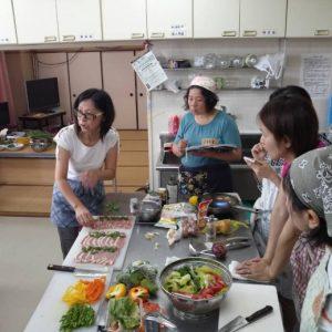 出張講座で楽しく実践できるファルムのワンデイお料理教室受付中!の画像
