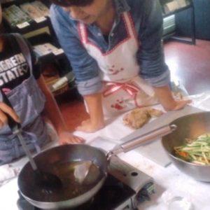 ファルムで4月から始まる親子のコミュニケーション&クリエイション「ハーブで楽しい親子お料理教室」の画像