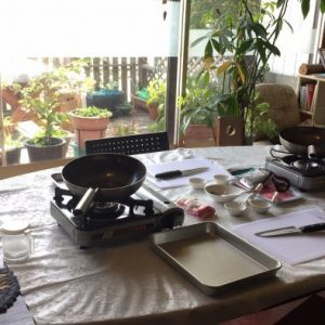 ファルムのお料理教室に来ると、料理のバリエーションを増やしていくことができるんです(^_-)-☆の画像