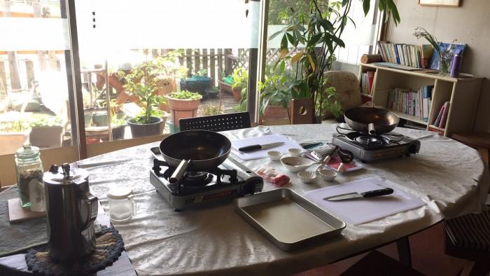 ファルムのお料理教室に来ると、料理のバリエーションを増やしていくことができるんです(^_-)-☆